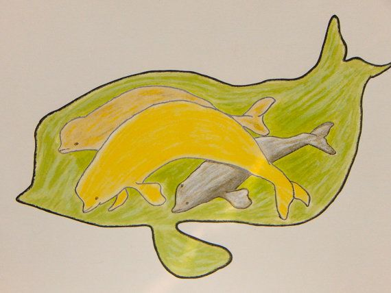 Inuit Cape Dorset Artist ENOOK MANOMIE Lithograph by MANITOUARTS