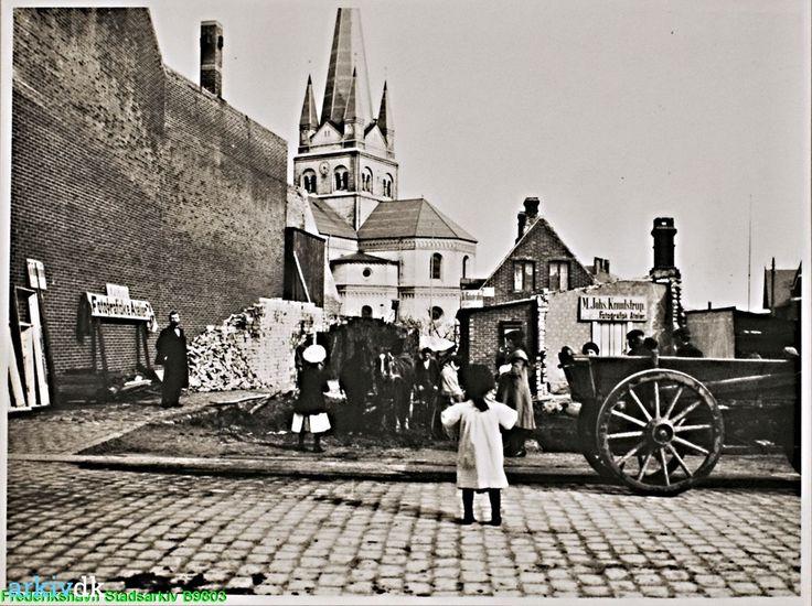 arkiv.dk | Danmarksgade 53 1898 i Frederikshavn. 1898