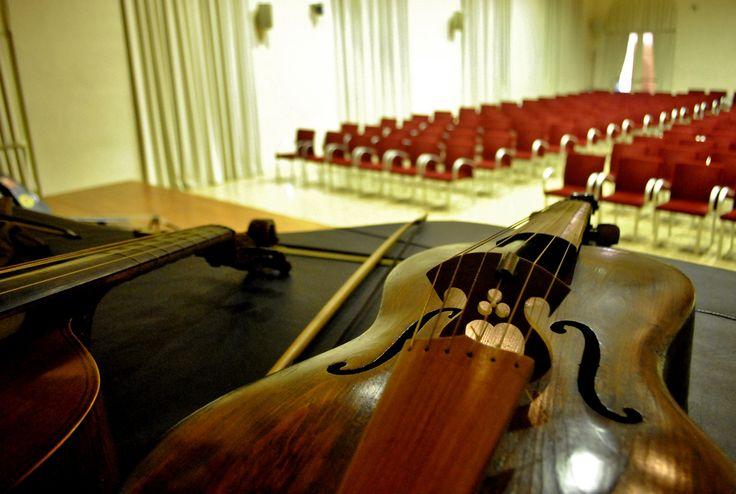 La Casa della Musica (sala Concerti) (Ph. Annalisa Andolina)