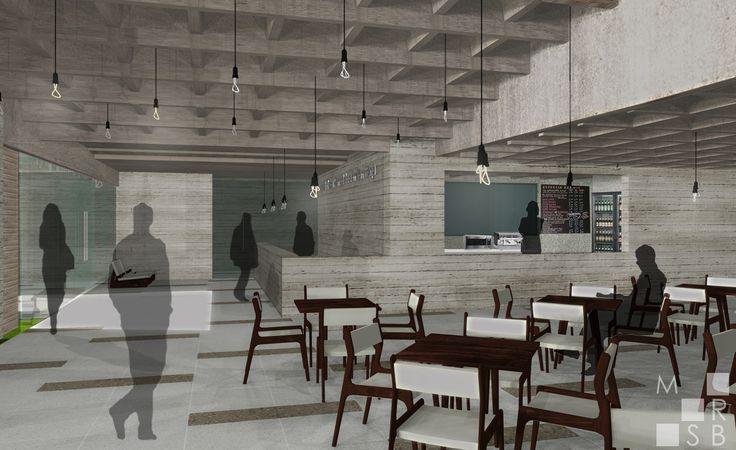Recepción / Cafeteria