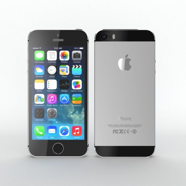 Iphone 5 Black And Silver   www.pixshark.com - Images ...