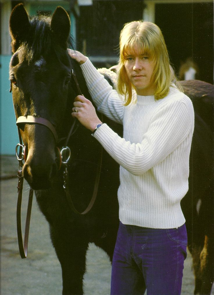 Brian Connolly, charismatic lead singer for The Sweet