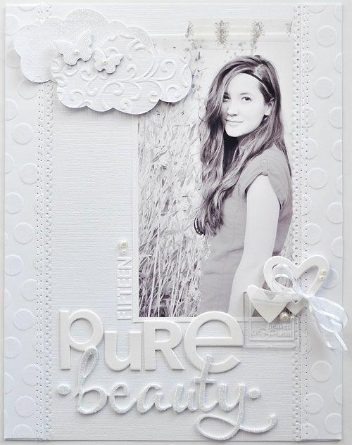 pure beauty... - Scrapbook.com