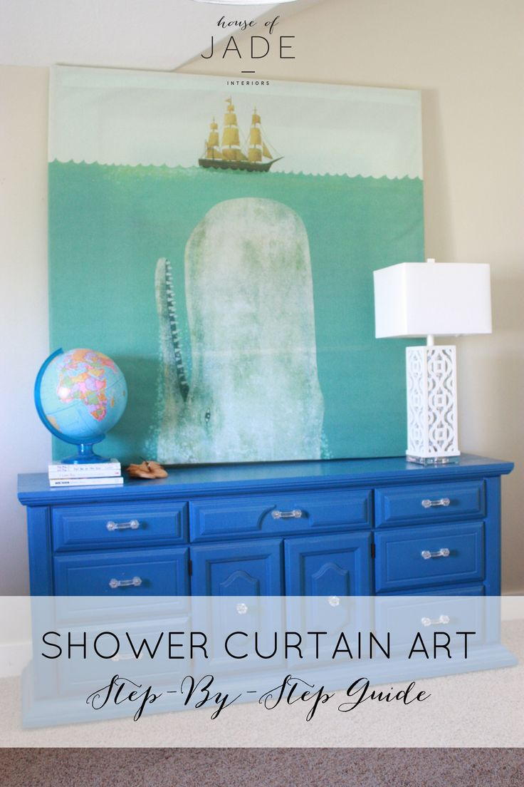 One of the most common questions we get asked is in regards to our DIY Octopus Art made with (of all things) a shower curtain. We are so flattered you all love it because we love it too! We have even recreated it a few more times in client's homes and have loved the results! …