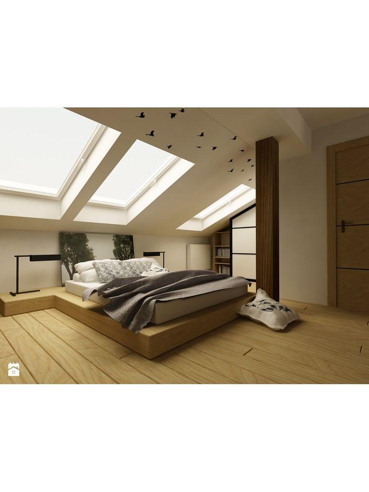 Sypialnia styl Nowoczesny - zdjęcie od design me too