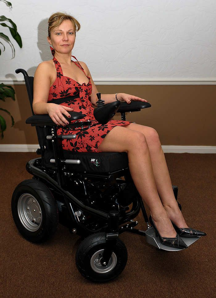 Dating girl in wheelchair