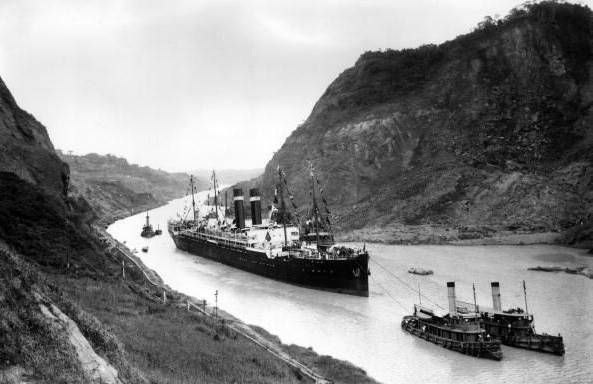 SS Kroonland     1915