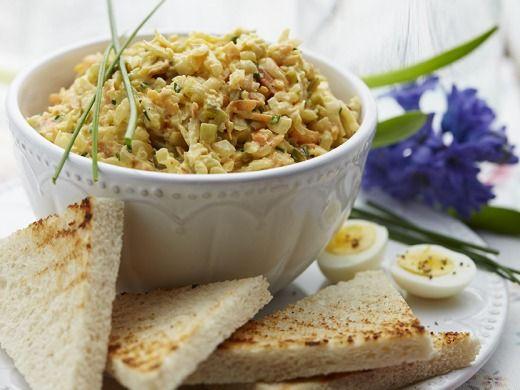 Pomazánka z kořenové zeleniny - Recepty na každý den