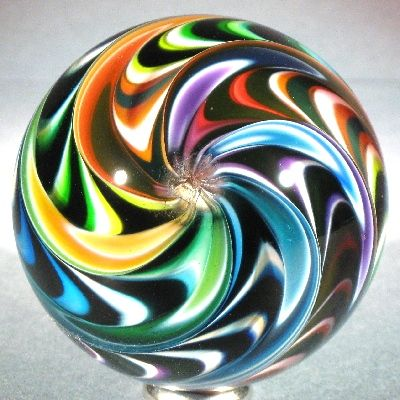Super Cool Marbles   LA Glass: Modern Marbles An Exhibition at Indigenous Gallery