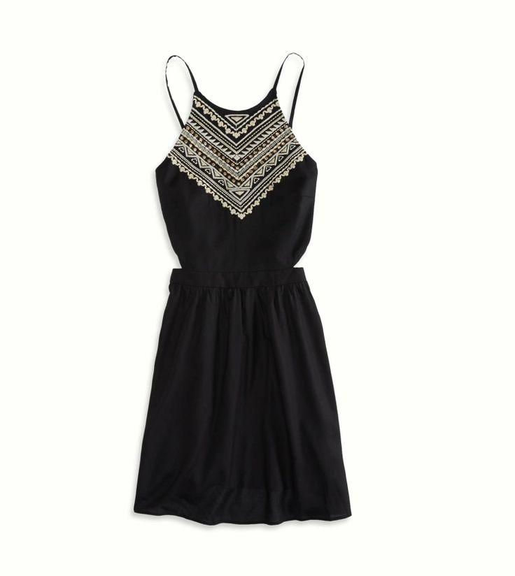 Backless Halter Dress   #LiveYourLife