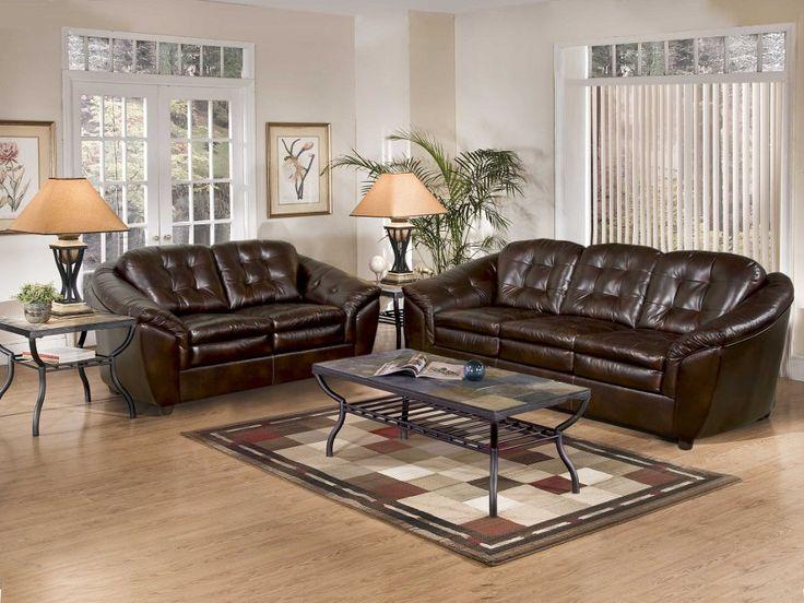 Steatson Chocolate Sofa U0026 Loveseat #sofa #loveseat #livingroom #rana  #ranafurniture #furniture #miami   Mi Casa   Pinterest   Best Tan Sofa,  Loveseat Sofa ...