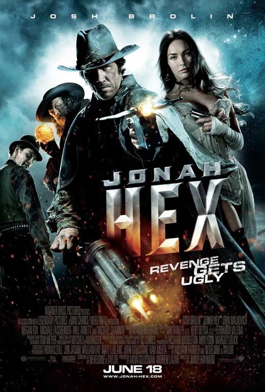 Jonah Hex 11x17 Movie Poster (2010)