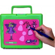 Doodlewiz Lunch Box - Fairy made in Hampshire and supplied by Green Lighthouse Limited in #Devon - £16.99