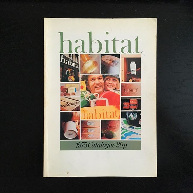 """And another one from the morph archives : habitat catalogue also from 1975 @habitatuk #habitat #vintage #design #1975 #productdesign #morph"" Photo taken by @morphuk on Instagram, pinned via the InstaPin iOS App! http://www.instapinapp.com (03/22/2016)"