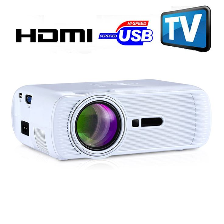 79.90$  Buy now - 2016 GE80 3d led mini projector 1080p full hd home theater projetor video lcd proyector portable pico pocket micro beamer  #magazineonlinewebsite