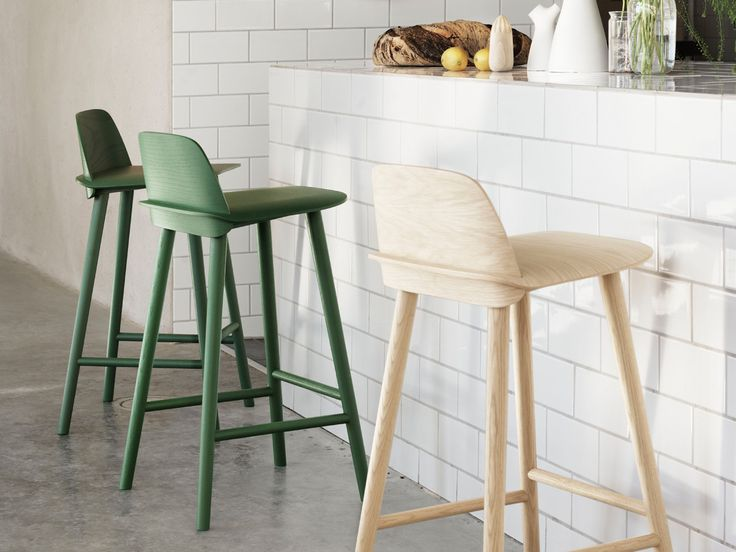Muuto Nerd Bar Stool | Nest (UK)