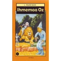 The Wonderful Wizard of Oz. Ihmemaa Oz. Reeding this to my son.
