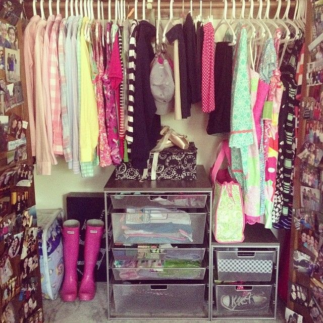 hellobeautifulpleasebemine: Closet overhaul is complete and I am LOVING it!