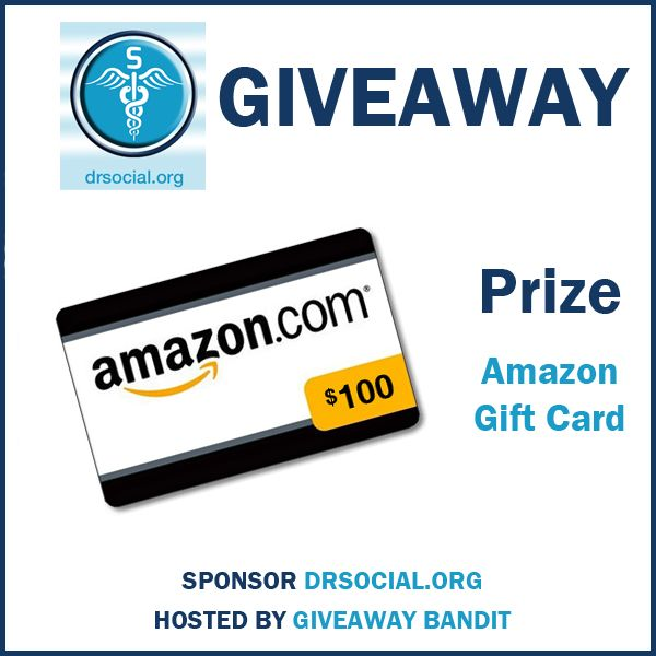DrSocial Amazon Gift Card GiveawayWhen I need to find doctor I turn to DrSocial.org.DrSocial.org is the perfect online resource to review #Doctor #reviews