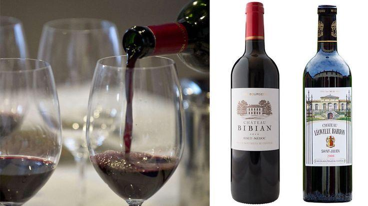 Rimelige og gode Bordeaux-viner på polet nå