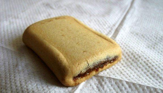 """somiglia agli antichi biscotti """" strudelini """" della Pavesi, un mito  della mia generazione ...solo che questo è fatto in casa !"""