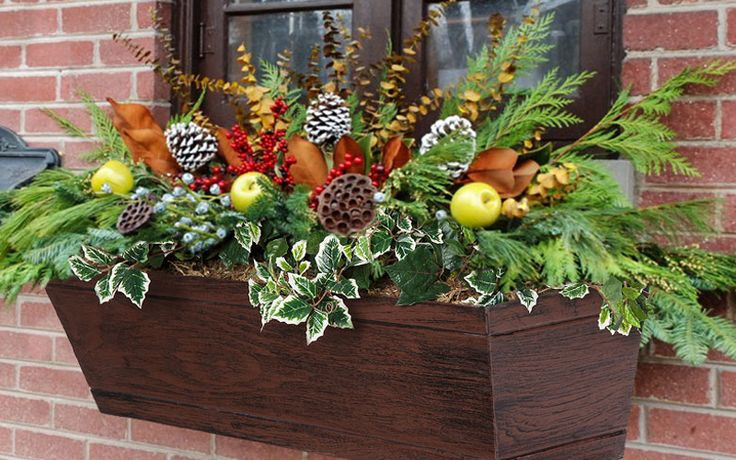 15 Breathtaking Fall Window Boxes