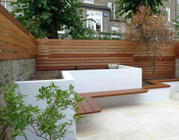 Best Contemporary Gardens Images On Pinterest Landscaping