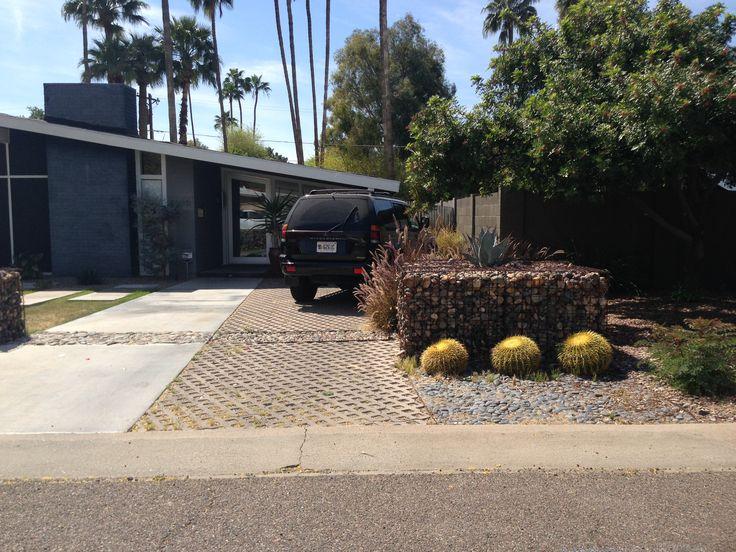 #permeable driveway pavers #haver #mcm #phoenix #curbappeal
