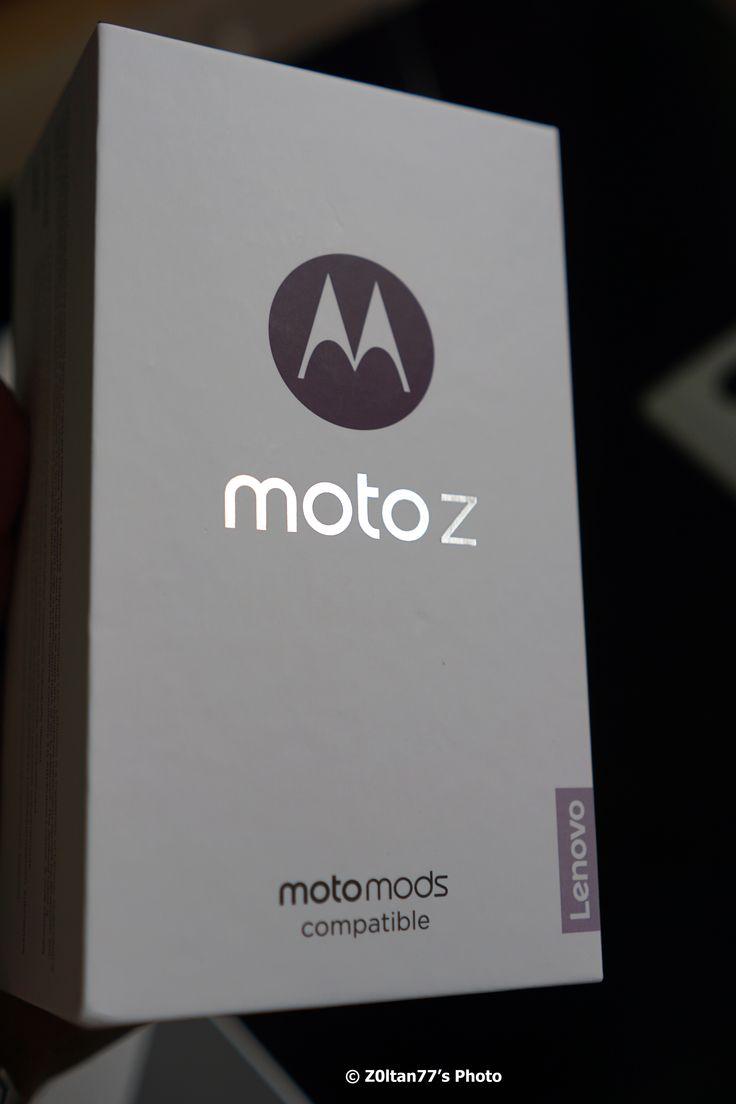Primele impresii cu Noul Moto Z de la Lenovo (hands-on)