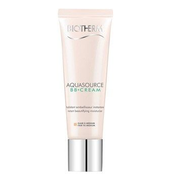 BIOTHERM AQUASOURCE BB-CREAM. 240 SEK. Browse more here: http://www.parelle.se/sv/product/58124/aquasource-bb-cream #Sweden #ParelleCosmetics #Travel #100Ml #Beauty #Cosmetics #Makeup #Skincare #Fragrance #Biotherm