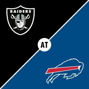 Oakland Raiders at Buffalo Bills: Oct 29, 2017 | Live Stream Sports Radio | TuneIn