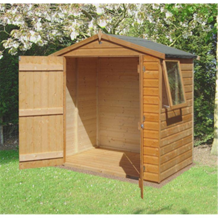 wooden garden sheds nz - Google Search