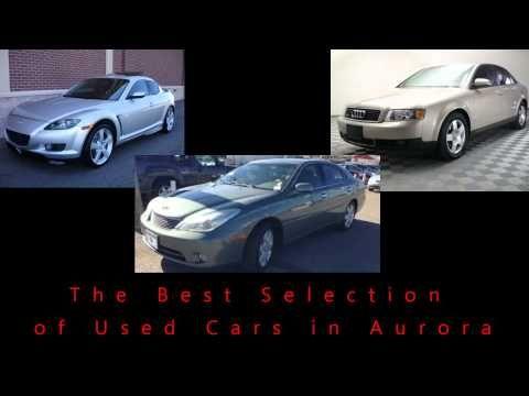 Aurora Colorado's preferred used car dealer >> Used Cars Aurora Co --> www.youtube.com/watch?v=8BmtE2csq7M