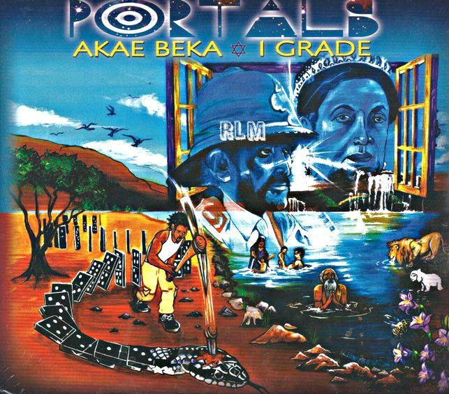 Reggae Land Muzik Store - Akae Beka - I Grade : Portals CD, $16.98 (http://www.reggaelandmuzik.com/akae-beka-i-grade-portals-cd/)