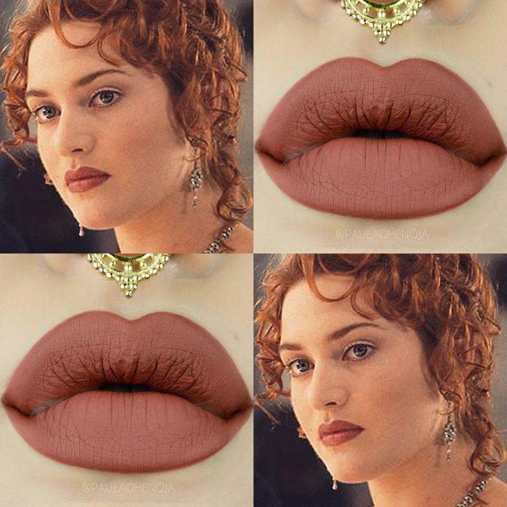 O Rose possui um tom de marrom meio camurça/camelo/caramelo. Ele foi inspirado na cor usada pela Rose em Titanic (por isso o nome!).