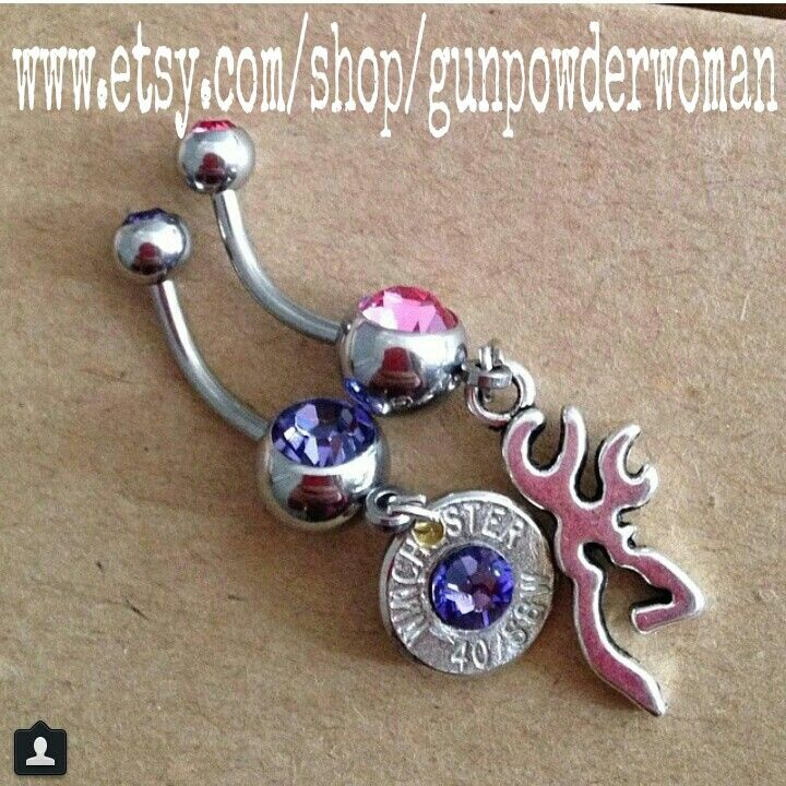 www.etsy.com/shop/gunpowderwoman Bullet Jewelry, Browning, Country Girl, Redneck, Bullet Earrings, Camo, Realtree, Farm Girl, Mossy Oak, Salt Life, FFA, 4H, Cowgirl, Hunting, Fishing, Archery, Bowhunting, Rebel, Shotgun, Guns, Firearms, Shooting, Shotgun Shell Jewelry, Southern, Northern, Western, Yee yee, Chevy, Ford, Dodge, Bullet Ring, Fishing Jewelry, Belly Ring, Piercing