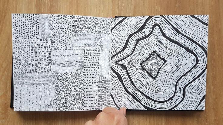 #doodle #ink #sketch #sketchbook #illustration #pattern #patterndesign