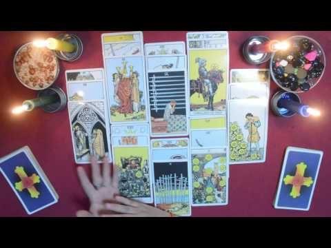 Horóscopo Escorpio noviembre 2016 en el Amor - Tarot