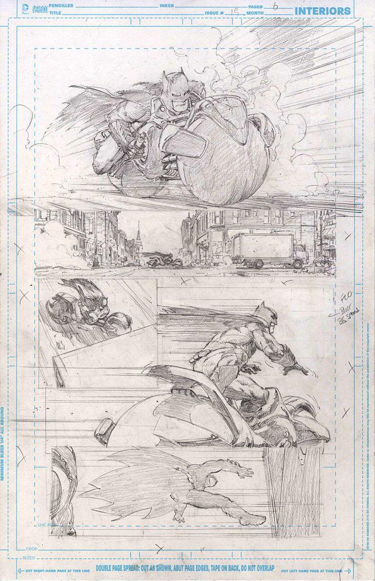 Batman page