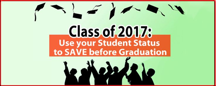 Class of 2017: Before Graduation, Take Advantage of Student Discounts