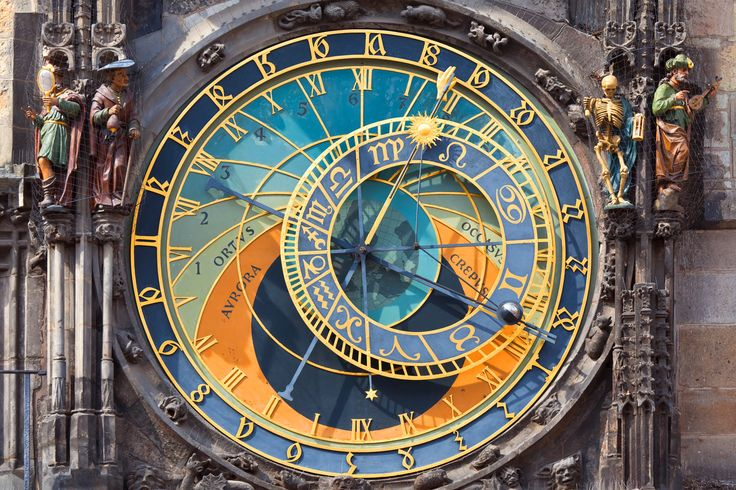 The PragueAstronomical Clock, commonly known as the Orloj, is one of the most popular sights in the Czech capital. It is very easy to find, because it is mounted on the Old Town Hall in the magnificent Old Town Square (Staroměstské náměstí). At full hours between 9 AM and 9 PM, you will see there crowds of tourists watching the parade of 12 wooden apostle statues appearing in two windows. Prague, Czechia