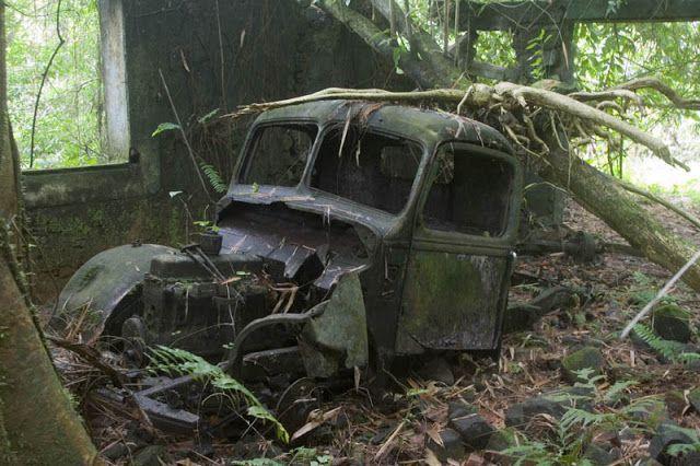 São Tomé e Príncipe: Explorando o hospital abandonado