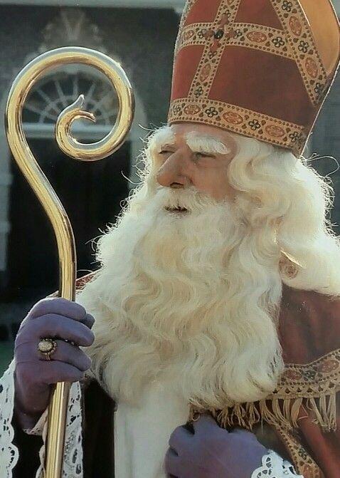 TV Sinterklaas (Adrie van Oorschot) van 1965 t/m 1985