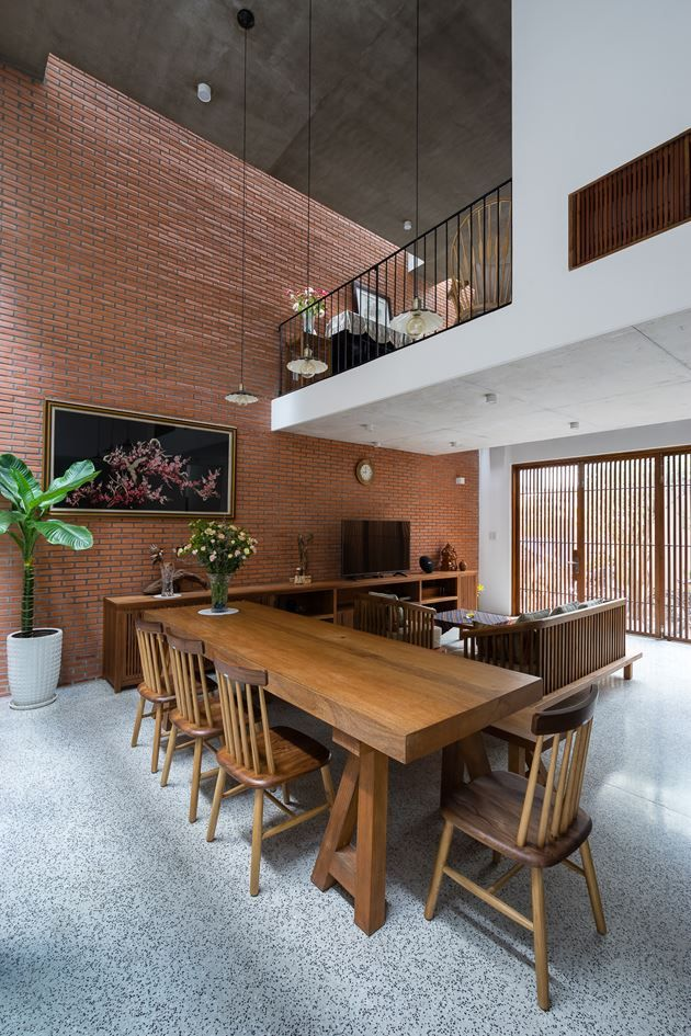 NDC House Is A Residential Project Designed By Tropical Space In It Is  Located In Ho Chi Minh City, Vietnam