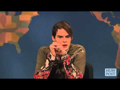 I love you, Stefon. SNL won't be the same without you. My favorite club (which isn't in this) is 'Your Mother And I Are Separating.""