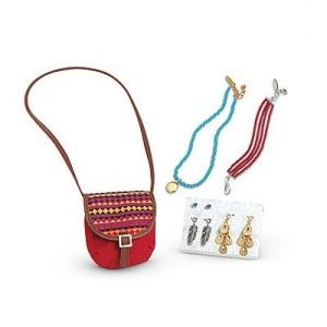 American Girl Saige Accessories