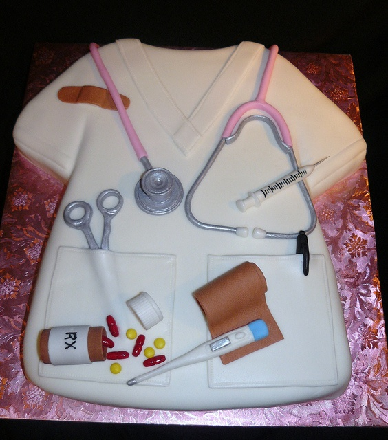 cake for a nurse... I want this when I pass my NCLEX!