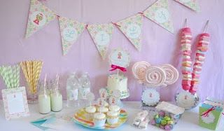 Candy Pink Party