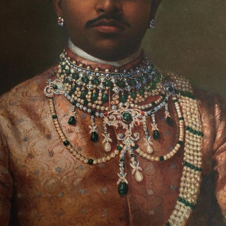 #SundayStyle [Maharaja of Mysore, c.1906] #MaharajaofMysore