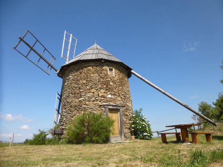 Petit Moulin - Haute Loire, Auvergne